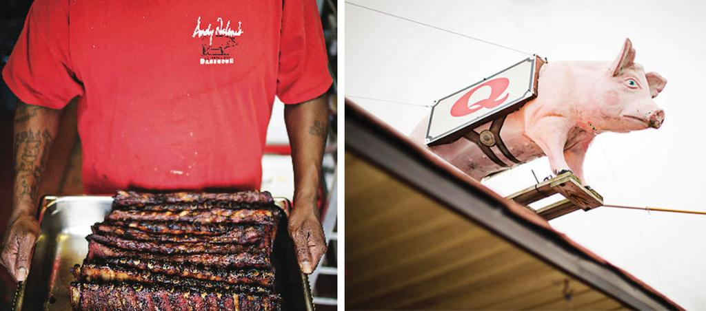 10 of the Best Places for Barbecue: Get Your Traveling Shoes On
