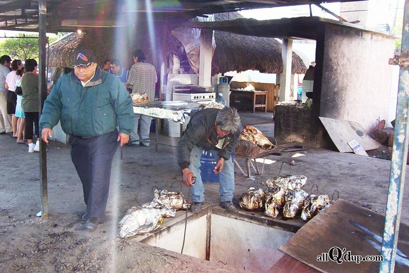 Traditional Barbacoa